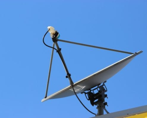 Satellite dish- Local DSTV installers, DSTV installations, DSTV Installation
