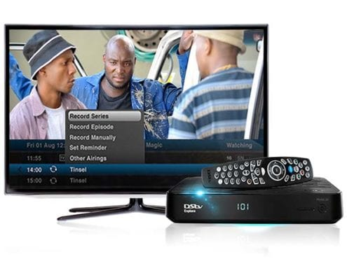 DSTV Explora Installations