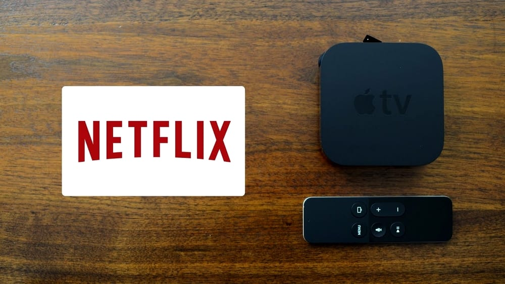 Netflix How To Getting Started On Apple TV